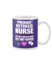 Proud retired Nurse Mug thumbnail