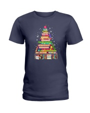 LIBRARIAN  Ladies T-Shirt thumbnail