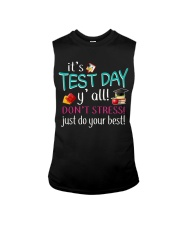 It's test day y'all Sleeveless Tee thumbnail