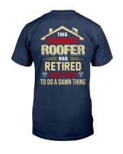 This Legendary Roofer  Classic T-Shirt tile