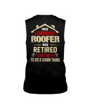 This Legendary Roofer  Sleeveless Tee thumbnail