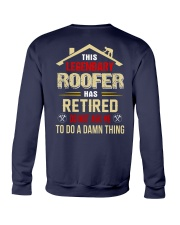 This Legendary Roofer  Crewneck Sweatshirt thumbnail