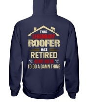 This Legendary Roofer  Hooded Sweatshirt thumbnail