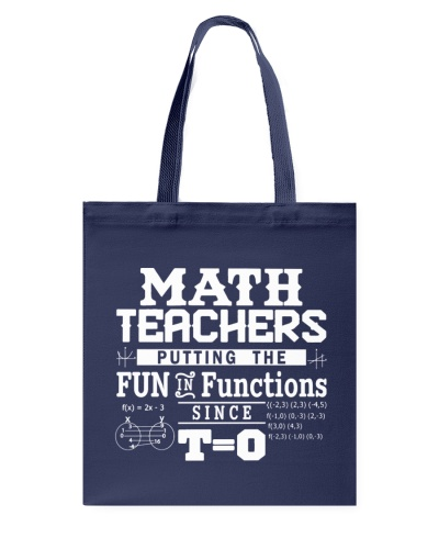 Math Teachers put the Fun in Functions