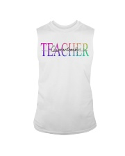 Teacher Quaranteach Sleeveless Tee thumbnail