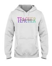 Teacher Quaranteach Hooded Sweatshirt thumbnail