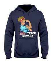 I TEACH NEVADA Hooded Sweatshirt thumbnail