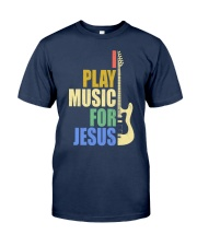 I Play Music For Jesus Classic T-Shirt tile