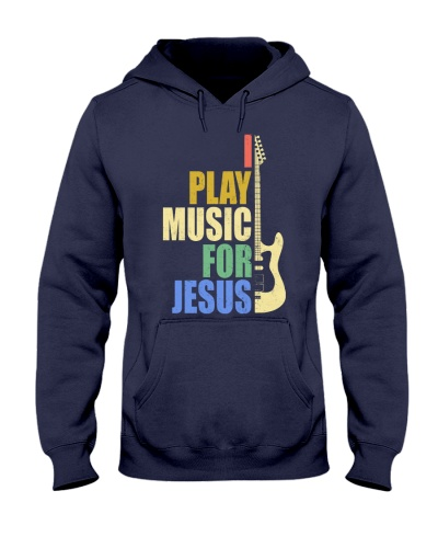 I Play Music For Jesus