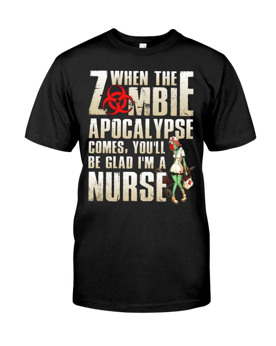 Halloween Nurse Classic T-Shirt