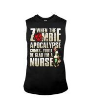 Halloween Nurse Sleeveless Tee thumbnail