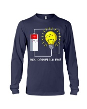Science - you complete me Long Sleeve Tee thumbnail