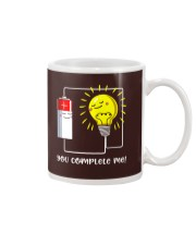 Science - you complete me Mug thumbnail