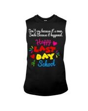 Happy last day of school Sleeveless Tee thumbnail
