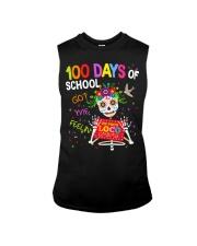100 DAYS OF SCHOOL GOT ME FEELING Sleeveless Tee thumbnail