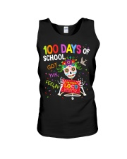 100 DAYS OF SCHOOL GOT ME FEELING Unisex Tank thumbnail