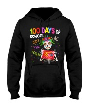 100 DAYS OF SCHOOL GOT ME FEELING Hooded Sweatshirt thumbnail