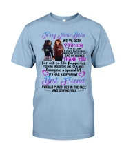 TO MY NURSE BESTIES WE HAVE BEEN FRIEND Premium Fit Mens Tee thumbnail