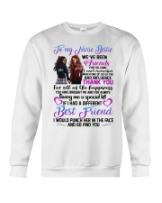 TO MY NURSE BESTIES WE HAVE BEEN FRIEND Crewneck Sweatshirt thumbnail