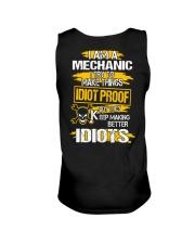 I Am A Mechanic Unisex Tank thumbnail