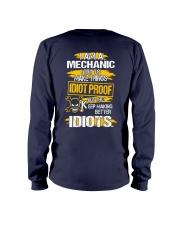 I Am A Mechanic Long Sleeve Tee thumbnail