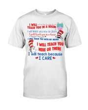 I Will Teach You In A Room Premium Fit Mens Tee thumbnail
