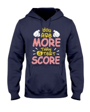 You are More than a Test Score Hooded Sweatshirt thumbnail