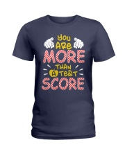 You are More than a Test Score Ladies T-Shirt thumbnail