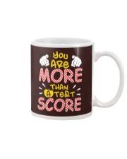 You are More than a Test Score Mug thumbnail
