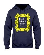 I Teach English Hooded Sweatshirt thumbnail