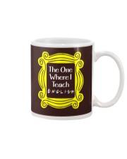I Teach English Mug thumbnail