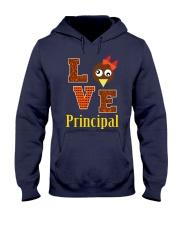 LOVE PRINCIPAL Hooded Sweatshirt thumbnail