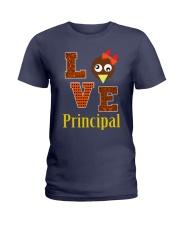 LOVE PRINCIPAL Ladies T-Shirt thumbnail