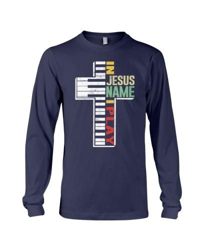 In jesus name i play