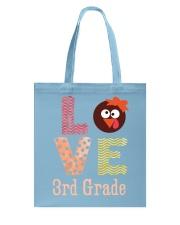 I LOVE MY 3RD GRADE GINGERBREADS Tote Bag thumbnail