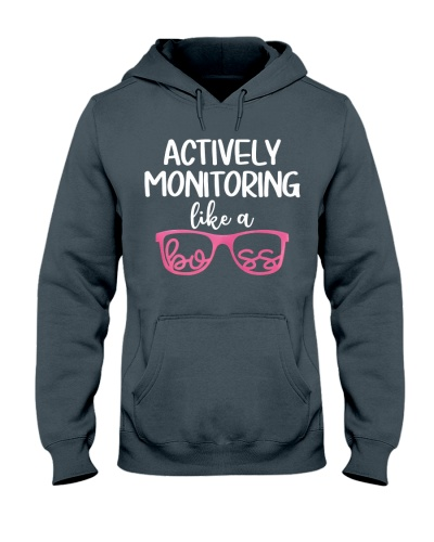 Actively monitoring like a boss