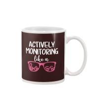 Actively monitoring like a boss Mug thumbnail