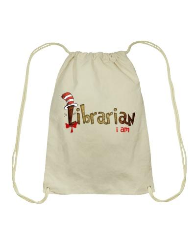 Librarian i am