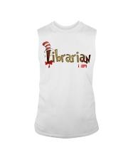 Librarian i am Sleeveless Tee thumbnail
