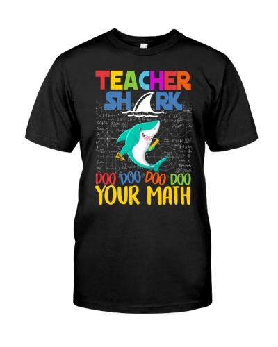 Teacher Shark - Math