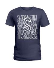 Spanish Teacher Ladies T-Shirt thumbnail
