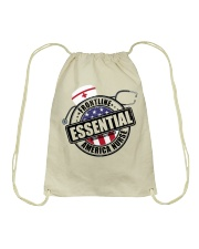 America Nurse Drawstring Bag thumbnail
