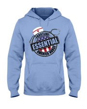 America Nurse Hooded Sweatshirt thumbnail