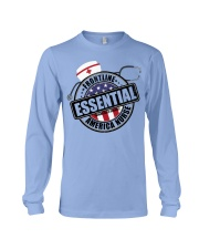 America Nurse Long Sleeve Tee thumbnail