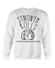 English Teacher Crewneck Sweatshirt thumbnail