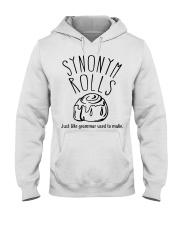 English Teacher Hooded Sweatshirt thumbnail