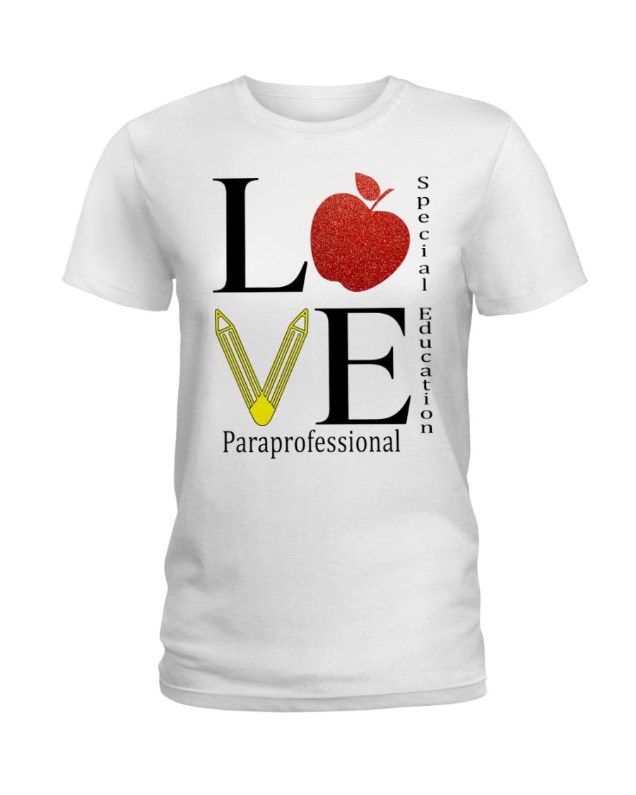 Special Education  Ladies T-Shirt
