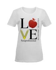 Special Education  Ladies T-Shirt women-premium-crewneck-shirt-front