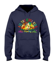 ALL THE COOL KIDS ARE CREATING ART Hooded Sweatshirt thumbnail