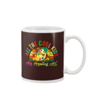ALL THE COOL KIDS ARE CREATING ART Mug front